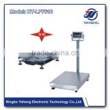 Electronic Bench scale pallet scale electric balance platforn scale stainless steel 300kg 500kg 800kg