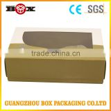 gift box 13.5*13.5*6.3 cm belt lining display box black packing square paper box good quality