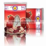 "Freeze Dried Rose Apple "" Chompoo "" tin can from Thailand [ High quality dried fruit snack ]"