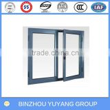 Aluminum 6063 Grade GB5237-2008 Extrusion Scrap for Inswing and Outswing Casement Window