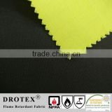 FIRESTOP #CPFR300AS 80 Cotton 20 Polyester FR Antistatic Satin Fabric for Safety Garment