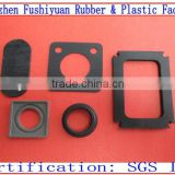 0.2 0.3 0.4 0.5 0.6 0.7 0.8 1 1.5 2 2.5 3mm customized anti vibration waterproof dustproof neoprene gasket