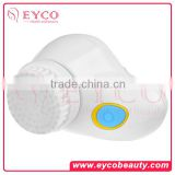 EYCO BEAUTY cleansing facial brush home and travel use sonic skincare brush facial treatment