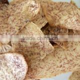 Dried Salted Taro Vegetable Chips
