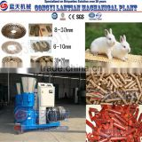 Lantian Factory directly selling with good quality horse manure pellet making machine