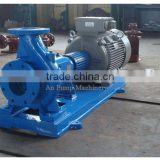 Stainless steel or cast iron Hebei Peaktop Gland Seal End Suction water Pump