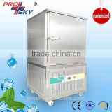 Inquiry about Quick Freezing Equipment (Vegetable Freezer Machine)