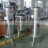 Active carbon fiber filter & quartz sand filter