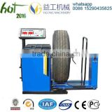China factory produce Heavy duty truck wheel balancer