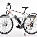 36V, 10AH Lithium battery 250W mountain bicycle/Double Wall Aluminium rim bicycle/V brake bike (TK-EB002C)