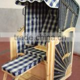 outdoor furniture beach lounge chair with canopy