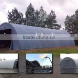 Round Style Car Port, Portable Car Shelter , Warehouse Tent , Storage Shelter
