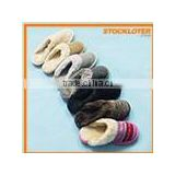 Women Warm Plush Slippers Stock Lot
