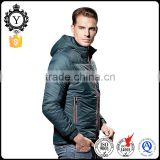 COUTUDI waterproof durable light weight folding down coat man high quality souvenir man bomber jacket