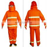 Sets Style and Unisex Anti Flame Workwear With Reflective Tapes And Custom Logo