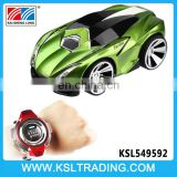 Children high speed smart watch plastic car toys voice control