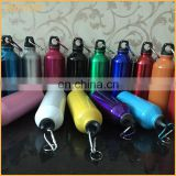 HOGIFT Eco-Friendly stainless steel bottle with PP cap,stainless steel water bottle with metal cap,aluminum sport water bottle