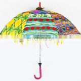 fashion Umbrellas with embroidery work