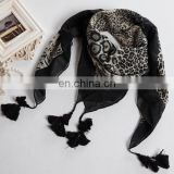 2015fashion style newest silk +cotton scarf(SM4501)
