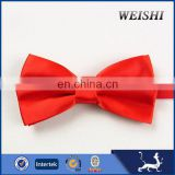 fashion lastest design bow tie and cummerbund made in China