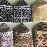 Latest Oman hat / Muslim cap / Arabian cap /  Oman hat  /  embroidered cap