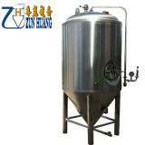 Conical fermenter china manufacturer/copper conical fermenter/fermenter of 1000 liters of beer