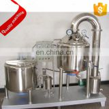 Low temperature heating honey thickener Honey concentrator