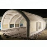 5002311-Large Inflatable Air Tent Building for Aircraft Hangar Air Car Shelter
