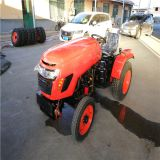 Straight Tractor 35hp Power For Tight Area Opeartion