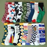 Lovely Japanese socks female Ins tide autumn winter pure cotton stockings