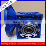Small electric gearbox motor and transmission