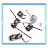 high precision Smalll Stainless Double Coil Torsion Spring