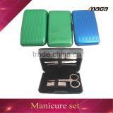 new products manicure set in leather cases                                                                         Quality Choice