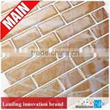 Yashi Removable waterproof kitchen tile sticker for wall decoration