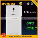 Alibaba Hot Item Wholesale Cheap Cell Phone Case For OPPO Find7 X9007,Make Cell Phone Skin For OPPO Find 7 Case Assesories Phone