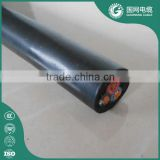 Flexible Copper Cable With Rubber Insulated and Rubber Jacket