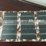 7W foldable solar panel charger , portable solar panel charger for laptop,mobile charger