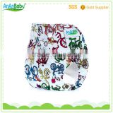 2016 hot sale Amazon ananbaby reusable premium cloth diapers with 2 inserts                                                                                                         Supplier's Choice