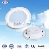 12w Panel light accessories for led panel light, anodized aluminum,round, China supplier