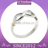 Super Quality Lowest Price Stainless Steel Infinity Rings