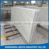 Edging full bullnose countertop natural stone pure white marble