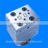 pvc drywall decorative corner bead mould/pvc wall corner bead mould/extruded plastic profile