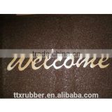 pvc welcome door mat pvc floor mat roll pvc coil door mat pvc door mat