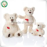 OEM factory teddy bear plush toy lovely bear stuff toy