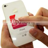 adhesive microfiber screen cleaner for phone factory direct