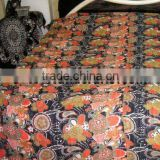 Decorative King India Banjara Patchwork Bed Cover Bedding Bedspred