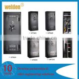 WELDON 2014 hot sale stainless steel gun safe box                                                                         Quality Choice