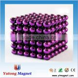 toy magnets balls/neodymium permanent magnets