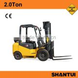 SHANTUI SF20Y 2.0Ton gas & lpg forklift with Nissan K21 Engine