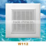 ABS Plastic Ceiling Air Diffuser, Return Air Grille